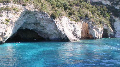 Paxos & Antipaxos Full-Day Cruise