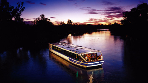 Swan River Cruise with Dinner