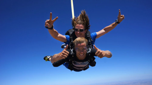 Tandem Skydive by Skydive the Beach & Beyond York
