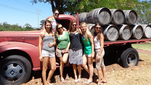 Swan Valley Winery & Brewery Half-Day Tour by Swan Valley Tours