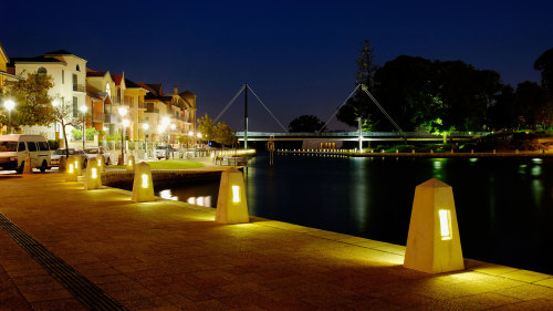 Small-Group City Center Walking Tour by Two Feet & a Heartbeat Perth Tours