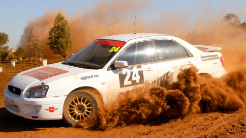 Subaru RS Impreza Hot Laps Driving Experience by Rally Drive