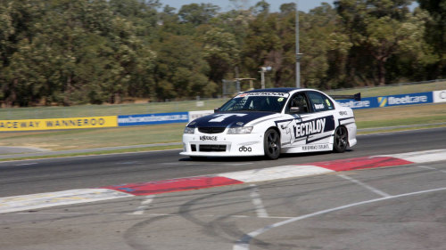 Barbagallo V-8 Racecar Driving Experience