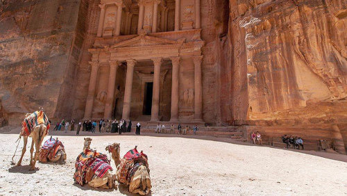 Ancient City of Petra Full-Day Tour
