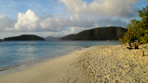 Cinnamon Bay Beach & Hiking Trail