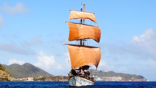 Pirates of St Maarten Day Cruise