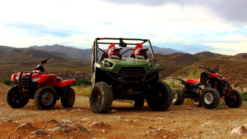 Bradshaw Mountains ATV or UTV Tour