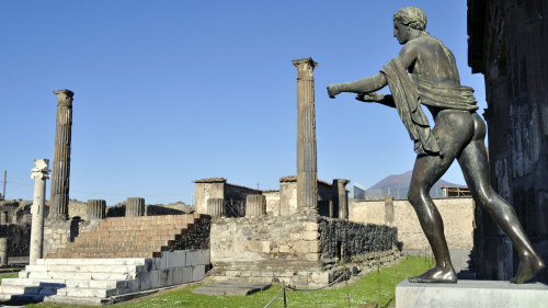 Pompeii Half-Day Tour from Naples