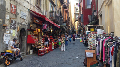 Naples & Pompeii City Tour from Naples by Miki Tourist