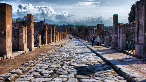 Pompeii & Amalfi Coast Full-Day Tour by Worldtours