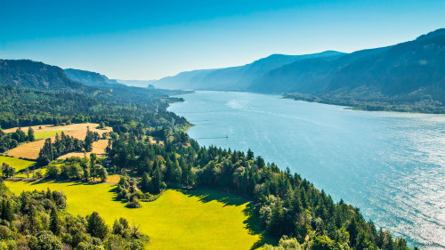 Half-Day Columbia River Gorge Hiking Tour