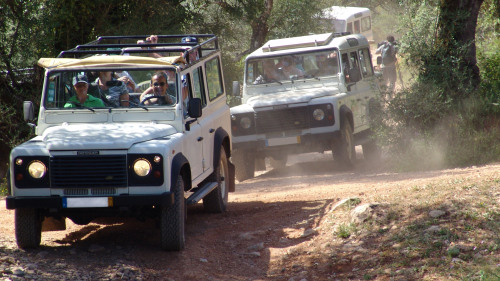 Countryside Jeep Safari Full-Day Tour with Lunch