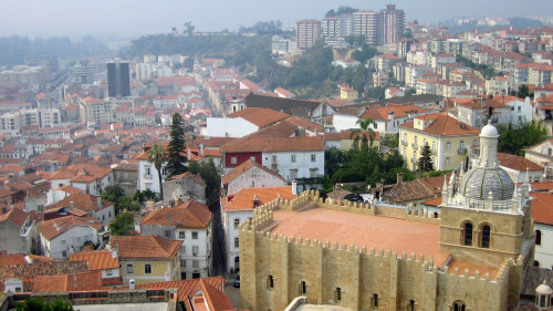 Aveiro & Coimbra Full-Day Tour with Lunch