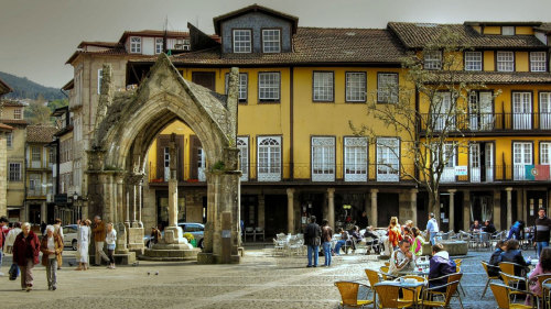 Guimarães Half-Day Tour