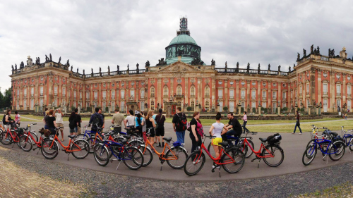 Potsdam Full-Day Bike Tour