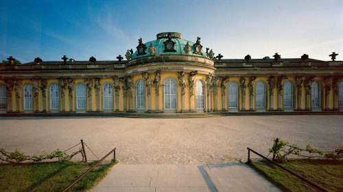 Half-Day Potsdam Tour by Miki Tourist