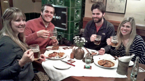 Small-Group Prague Beer & Tapas Tour by Urban Adventures