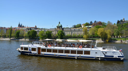 Vltava River Cruise by Gray Line