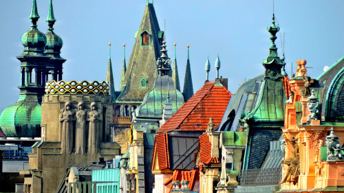 Small-Group Prague Discovery Tour by Urban Adventures