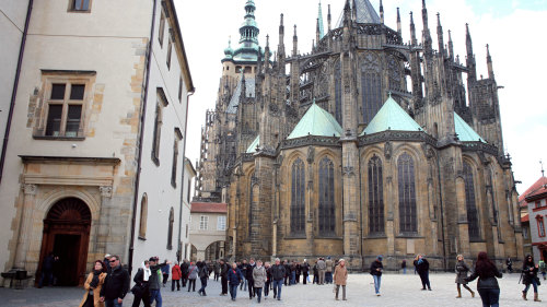 Scholar-Led Charles IV & the Making of Prague Walking Tour