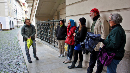 Small-Group Secrets of the City Walking Tour