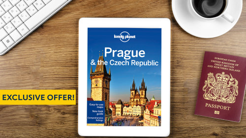 Get a Lonely Planet Prague & the Czech Republic eBook with all Prague 'Things to Do'