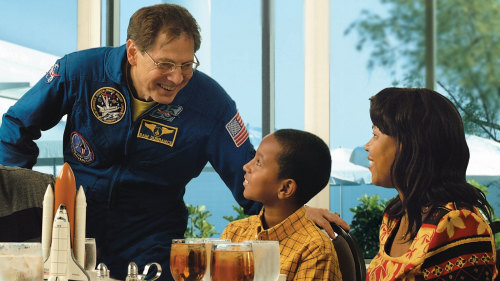 Dine with an Astronaut