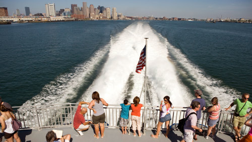 Cape Cod Fast Ferry: Boston to Provincetown