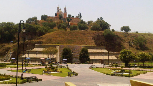 Cholula Pyramid Tour by Gray Line Mexico