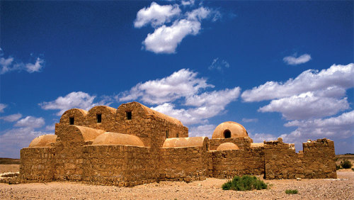 Desert Castles Half-Day Private Tour