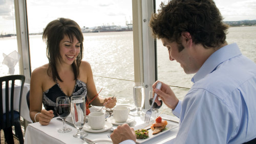 Gourmet 3-Course Dinner Cruise