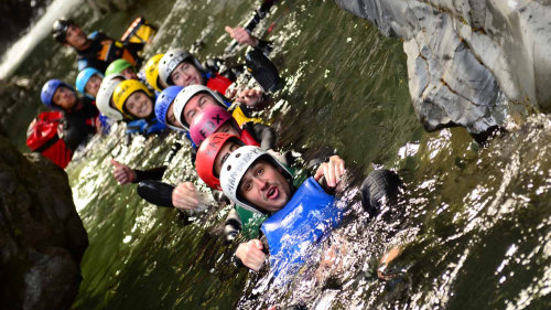 Queenstown Canyoning Adventure