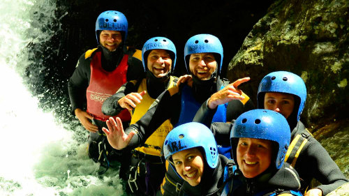 Routeburn Canyoning Adventure