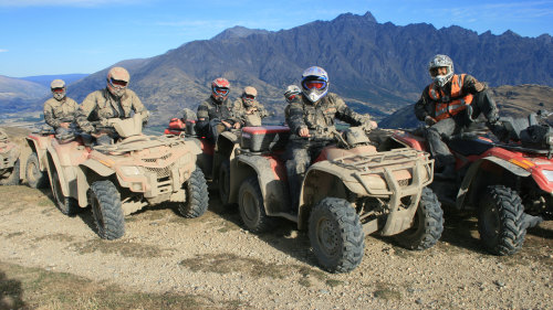 Queenstown Hill Quad Bike Adventure