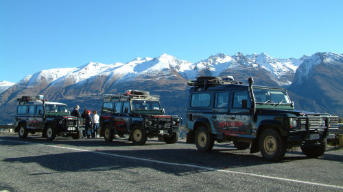 Glenorchy Lord of the Rings Safari Tour by Nomad Safaris