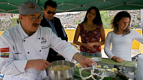 Small-Group Quito Culinary Experience by Urban Adventures