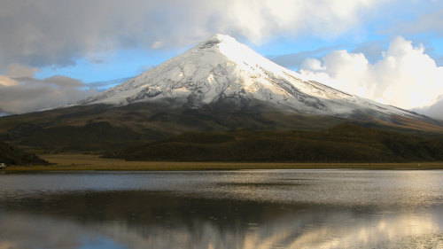 Cotopaxi National Park Tour