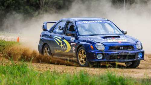 WRX Turbo Rally Car Experience by Off Road Rush