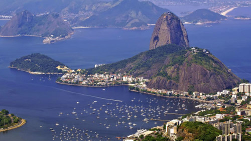 Sugarloaf Mountain Sightseeing Tour & Cable Car Ride