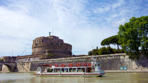 Evening River Cruise with Wine & Italian Appetizers