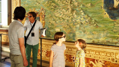 Vatican & Sistine Chapel Private Tour for Kids by Walks Inside Rome