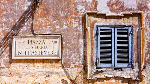 Trastevere Neighborhood Small-Group Walking Tour by Urban Adventures