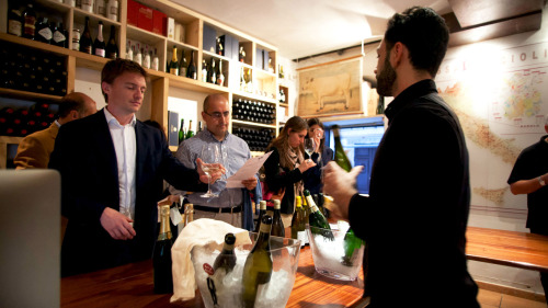 Italian Wine & Food Tasting With Expert Sommelier