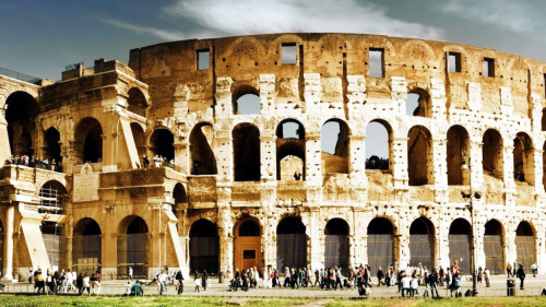 Colosseum Tour With Underground & Arena Floor Access by City Wonders