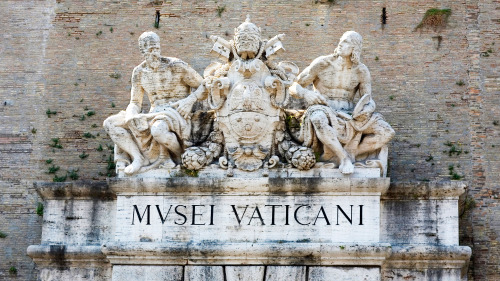 Skip-the-Line: Vatican Museums Entrance Ticket