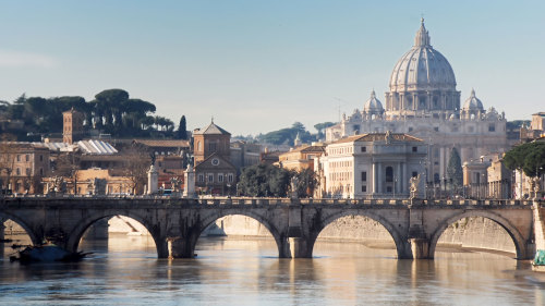 Shore Excursion: Rome on Your Own