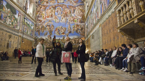 Early Access Sistine Chapel Viewing & Vatican Museum Ticket