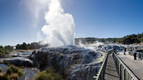 2-Day Waitomo Caves & Rotorua Tour by Gray Line