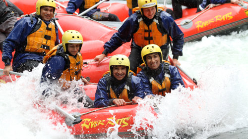 Kaituna River Rafting Adventure