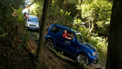 4WD Bush Safari by Off Road NZ